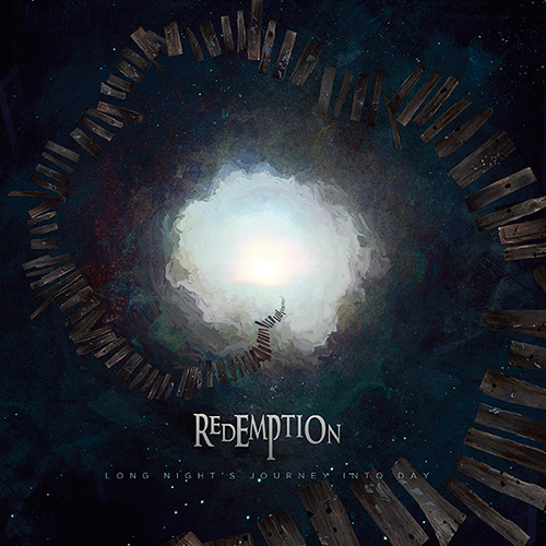 "Redemption  revela detalhes do novo álbum, ""Long Night's Journey into Day"""