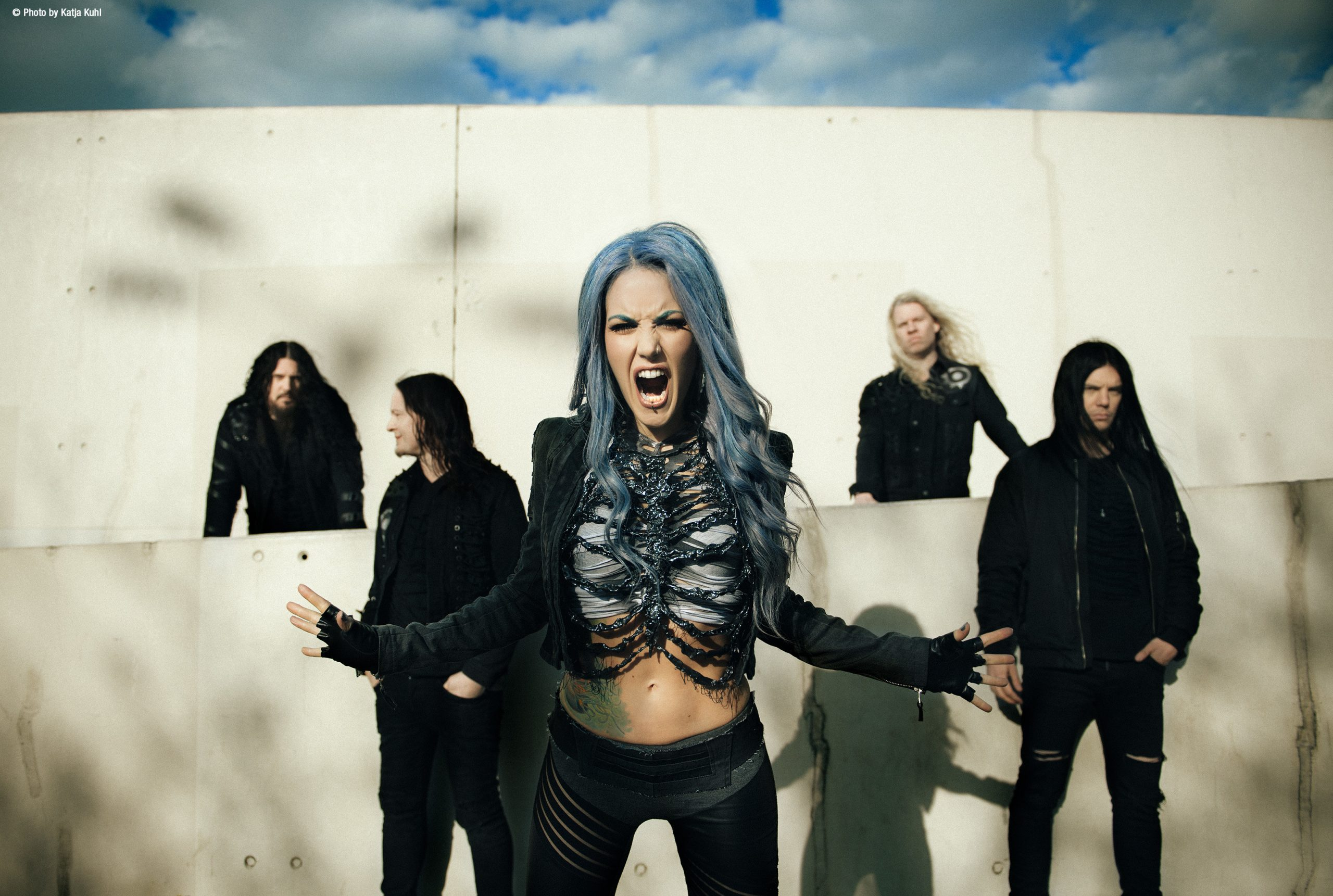 ARCH ENEMY - Ready for their Brazilian tour in November!