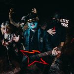 "The Undead Manz: banda apresenta capa de novo single, ""The Cluster"""